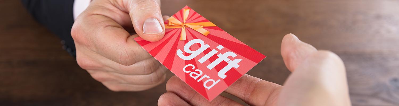 Gift Cards - Mercantile Bank
