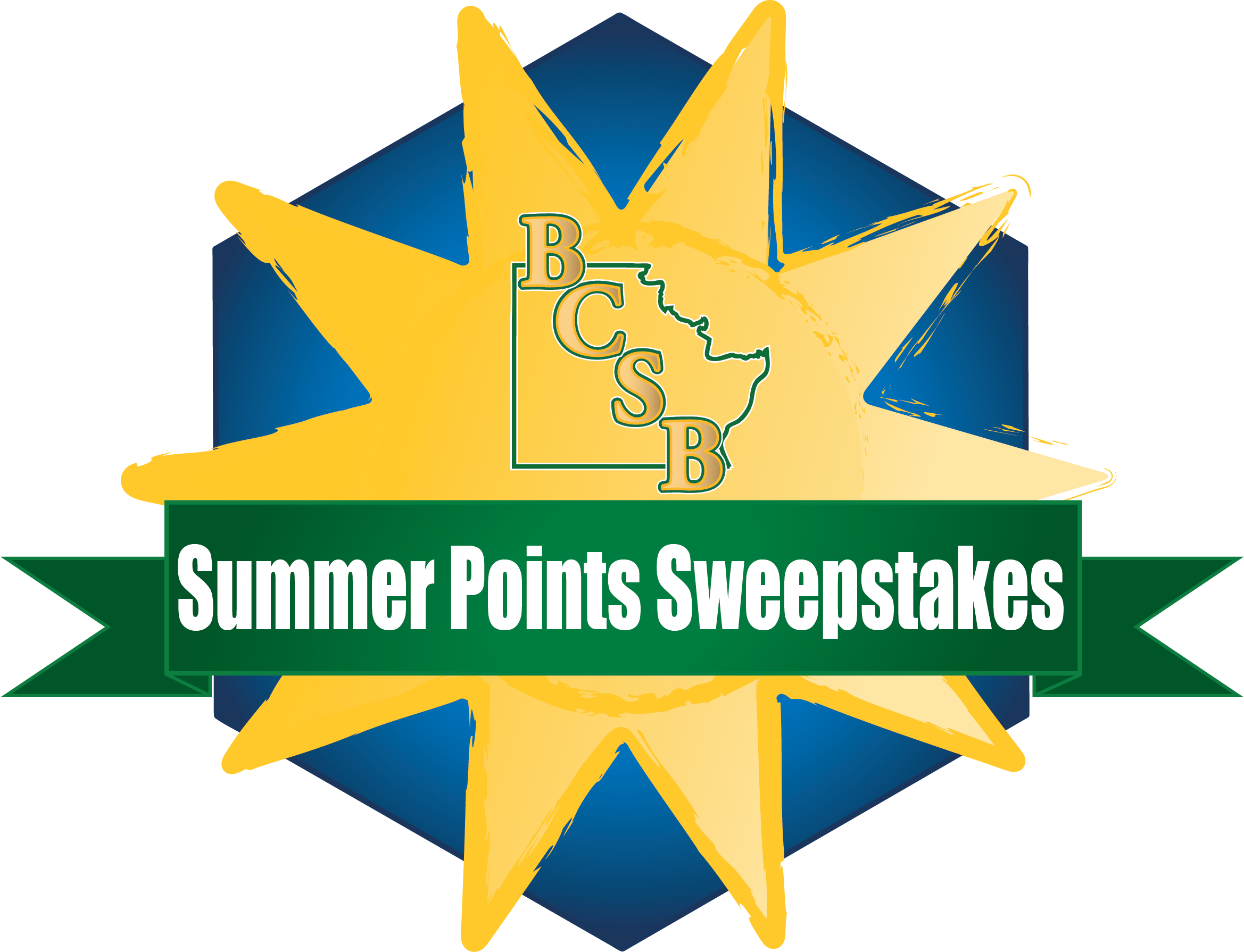 Summer Points Sweepstakes Brown County State Bank